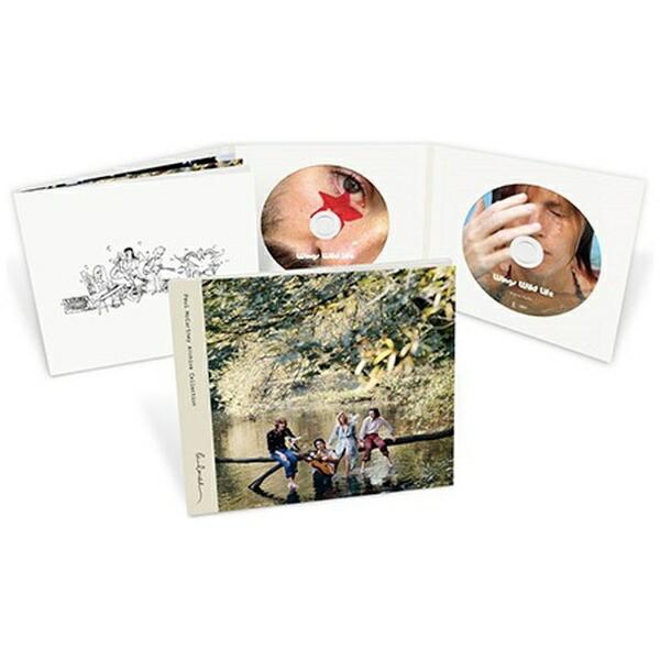 ユニバーサルミュージックポール・マッカートニー&ウイングス/ウイングス・ワイルド・ライフ<スペシャル・エディション>完全生産限定盤【CD】