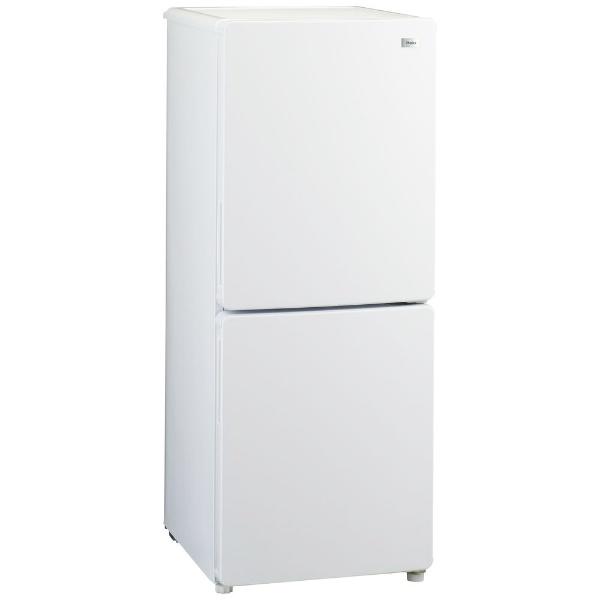 ハイアールHaier冷蔵庫GlobalSeriesホワイトJR-NF148B-W[2ドア/右開きタイプ/148L][冷蔵庫一人暮らし小型新生活]