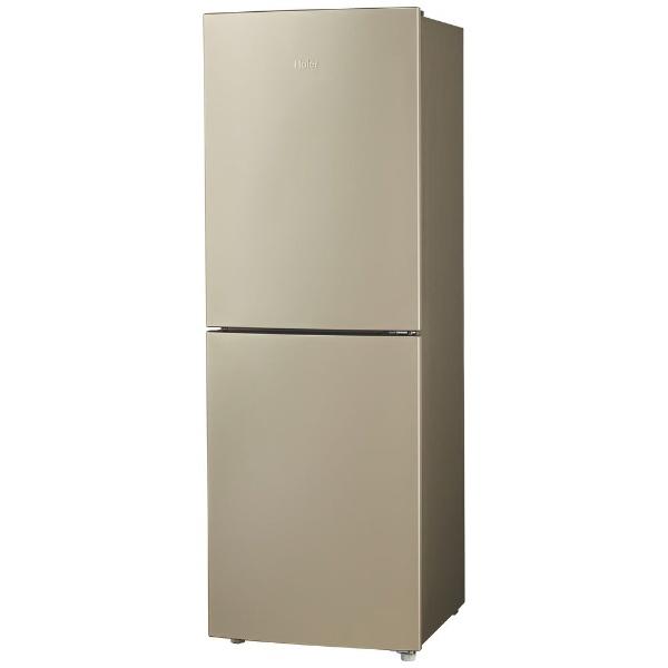 ハイアールHaier《基本設置料金セット》JR-NF218B-N冷蔵庫GlobalSeriesゴールド[2ドア/右開きタイプ/218L][JRNF218B]【zero_emi】