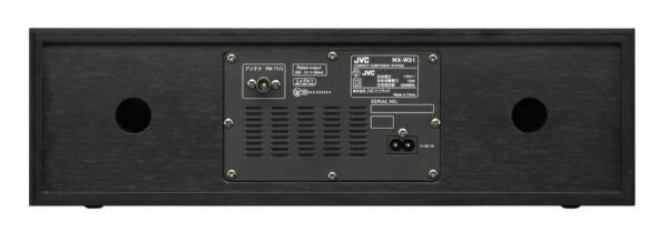 JVCジェイブイシー【ビックカメラグループオリジナル】コンパクトコンポーネントシステムNX-W31ブラックJVC[ワイドFM対応/Bluetooth対応][CDコンポNXW31]【point_rb】