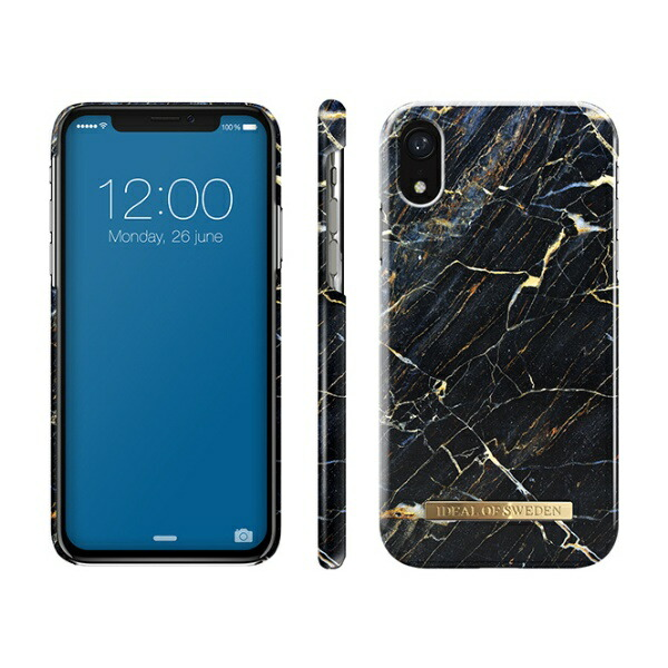 IDEALOFSWEDENiPhoneXR用ケースポートローランマーブルIDFCA16-I1861-49