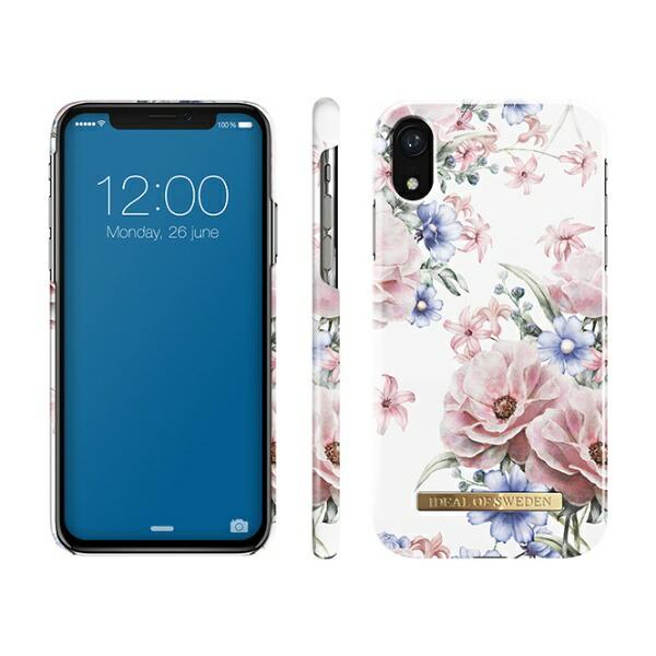 IDEALOFSWEDENiPhoneXR用ケースフローラルロマンスIDFCS17-I1861-58
