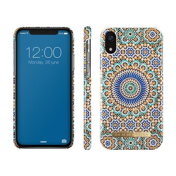 IDEALOFSWEDENiPhoneXR用ケースモロッカンゼリージュIDFCS17-I1861-54