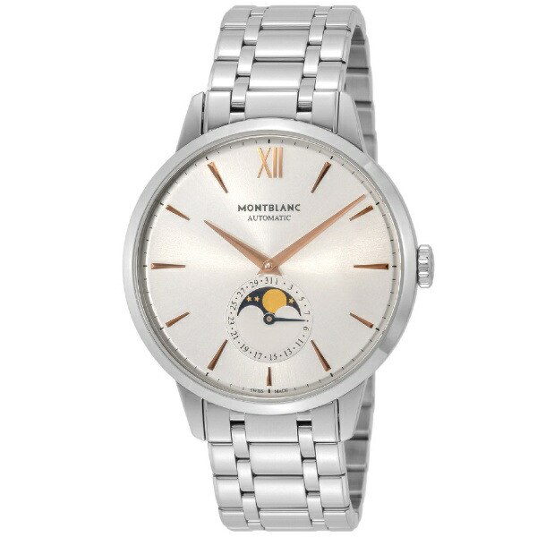 モンブランMONTBLANCメンズ腕時計HERITAGESPIRIT111621[並行輸入品]