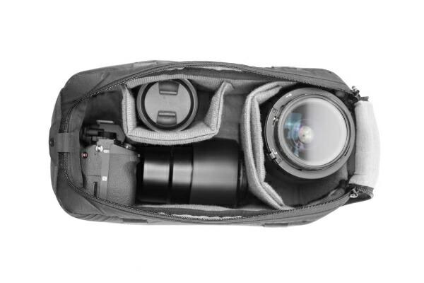 PEAKDESIGNピークデザインカメラキューブスモールBCC-S-BK-1