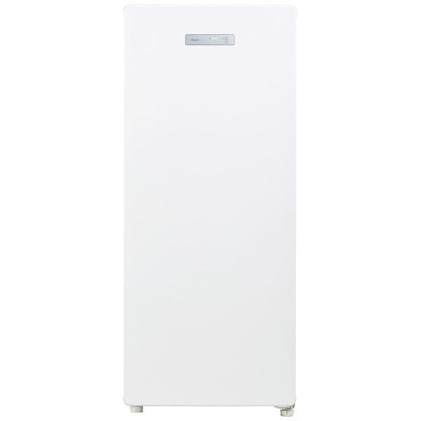ハイアールHaier冷凍庫LiveSeriesホワイトJF-NUF138B-W[1ドア/右開きタイプ/138L][冷凍庫小型JFNUF138B]