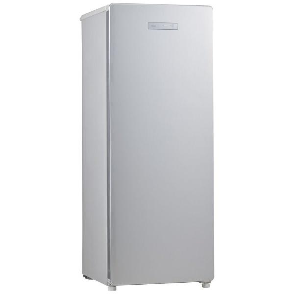 ハイアールHaier冷凍庫LiveSeriesシルバーJF-NUF153B-S[1ドア/右開きタイプ/153L][冷凍庫小型JFNUF153B]