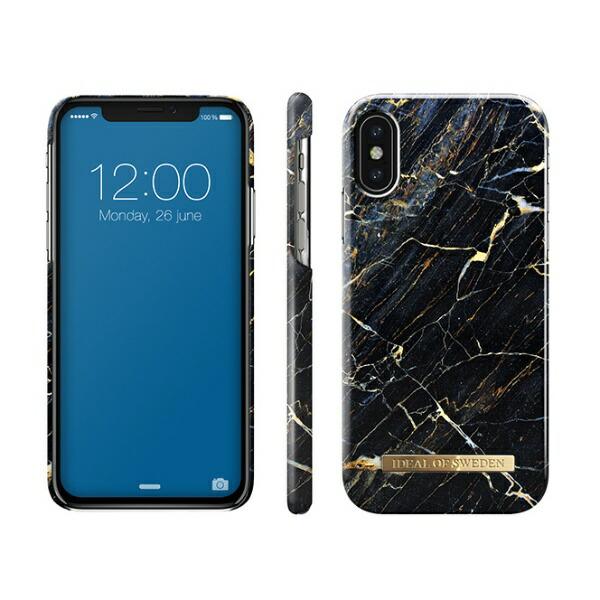IDEALOFSWEDENiPhoneXS/X用ケースポートローランマーブルIDFCA16-IXS-49
