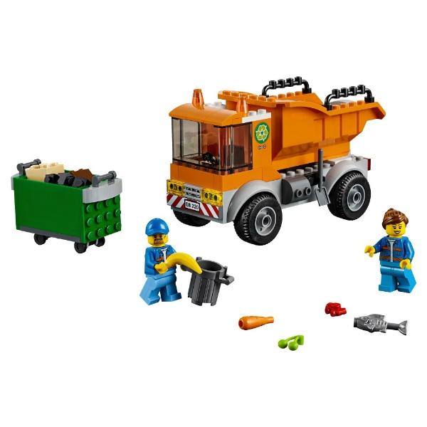 レゴジャパンLEGOLEGO(レゴ)60220シティゴミ収集トラック[レゴブロック]