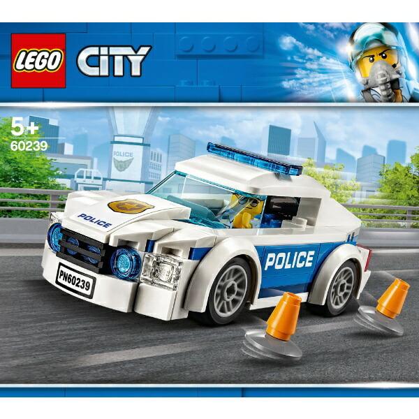 レゴジャパンLEGO60239シティポリスパトロールカー[レゴブロック]