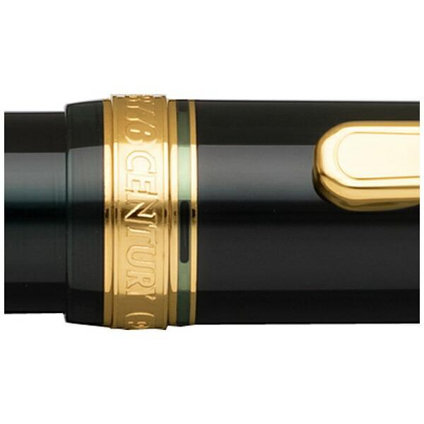 プラチナ萬年筆PLUTINUM[万年筆]#3776センチュリーペン先:B(太字)PNB-13000#41FP/Bローレルグリーン