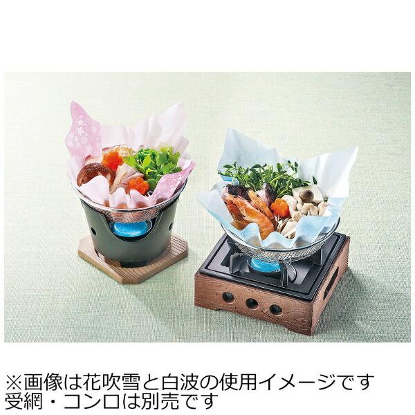 マインMIN紙すき鍋麻(300枚入)花吹雪<QKM8301>[QKM8301]