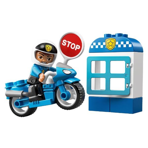 レゴジャパンLEGO10900デュプロポリスとバイク[レゴブロック]