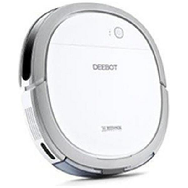 エコバックスECOVACSDK3G.10ロボット掃除機DEEBOTOZMOSlim15ホワイト[薄型お掃除ロボットDK3G.10]