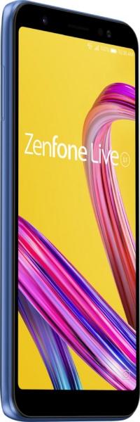 ASUSエイスースZenfoneLiveL1スペースブルー「ZA550KL-BL32」Snapdragon4305.5型ワイドメモリ/ストレージ:2GB/32GBnanoSIMx2DSDS対応ドコモ/au/ソフトバンク対応SIMフリースマートフォン[スマホ本体新品ZA550KLBL32]