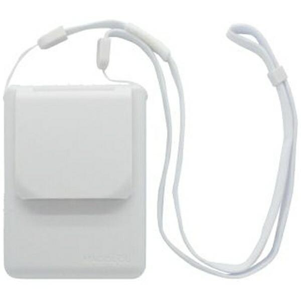 大作商事MM1WH携帯扇風機MAGICOOL(マジクール)MYFANMOBILE(マイファンモバイル)ホワイト[ハンディファン携帯首かけ扇風機]