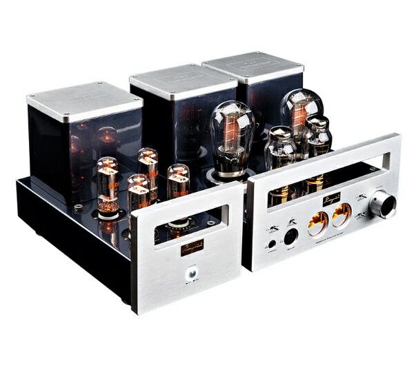 カインCayin真空管(300B直熱三極管)ヘッドホンアンプHA-300[真空管][HA300SLV]