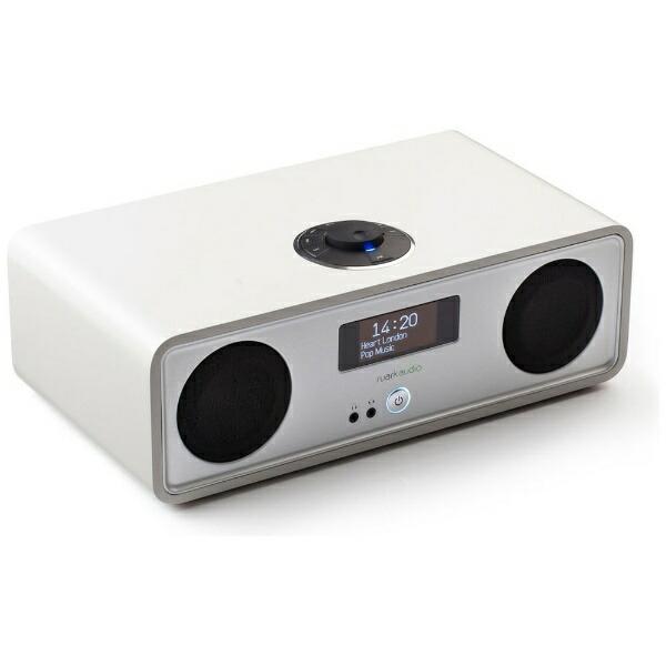 RuarkAudioルアークオーディオWiFiスピーカーソフトホワイトR2MK3SW[Bluetooth対応/Wi-Fi対応][R2MK3SW]