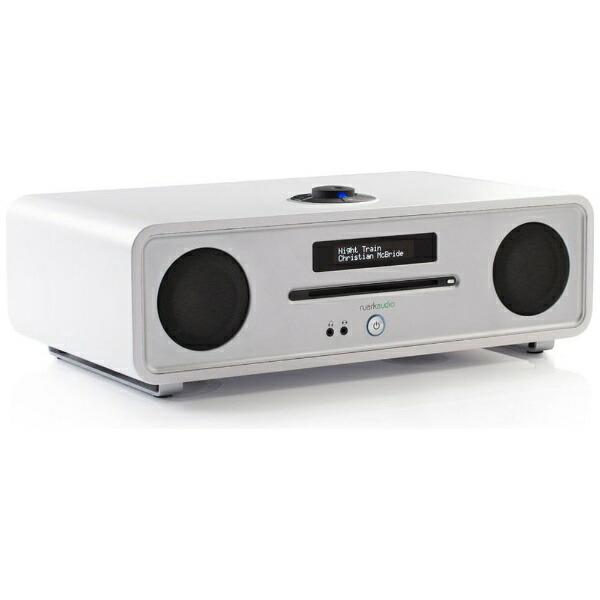 RuarkAudioルアークオーディオミニコンポIntegratedmusicsystemソフトホワイトR4Mk3SW[Bluetooth対応][CDコンポR4MK3SW]