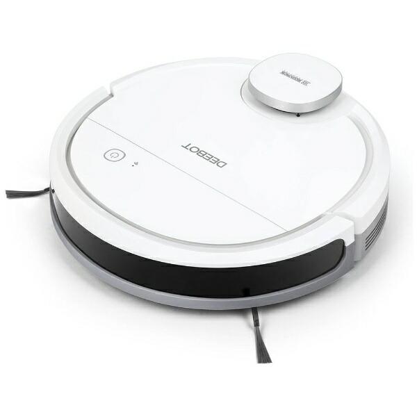 エコバックスECOVACSDN5G-Wロボット掃除機DEEBOTOZMO900プラチナホワイト[DN5G掃除機]【ビックカメラグループ独占販売】