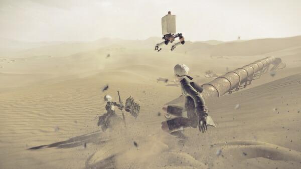 スクウェアエニックスSQUAREENIXニーアオートマタゲームオブザヨルハエディション【PS4】【代金引換配送不可】