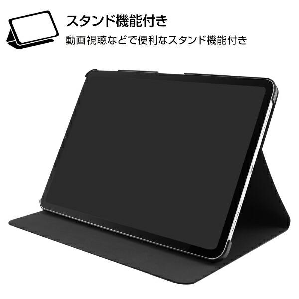 イングレムIngremiPadPro11インチ2018年モデル用レザーケースIJ-DPA10LCB/MK032ミッキーマウス_13