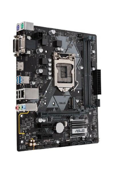 ASUSエイスースマザーボードPrime300シリーズインテルLGA-1151mATXPRIMEH310M-AR2.0[MicroATX]