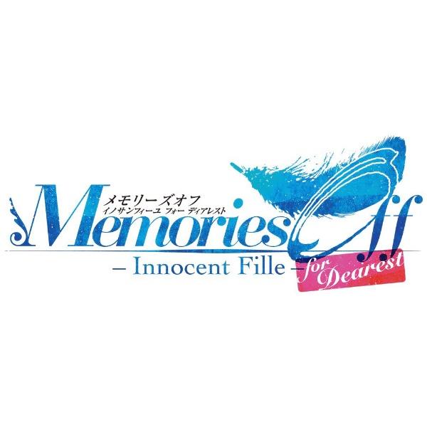 5PBファイブピービーメモリーズオフ-InnocentFille-forDearest通常版【PSVita】