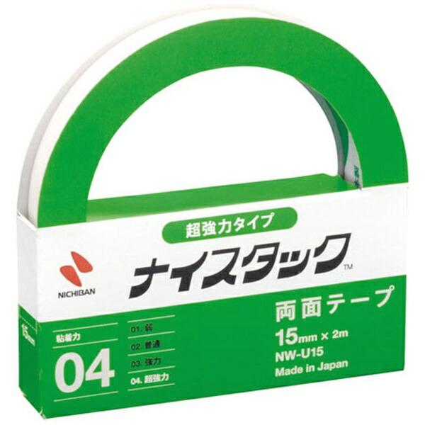 ニチバンNICHIBANナイスタック超強力両面テープ