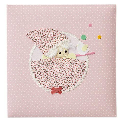 ナカバヤシNakabayashiフエル誕生用Lサイズメリーピンクピンク