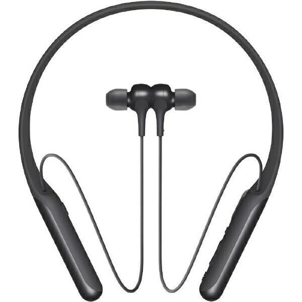 ソニーSONYブルートゥースイヤホンノイズキャンセリングWI-C600NBM[マイク対応/ワイヤレス(ネックバンド)/Bluetooth/ノイズキャンセリング対応][ワイヤレスイヤホンWIC600NBM]