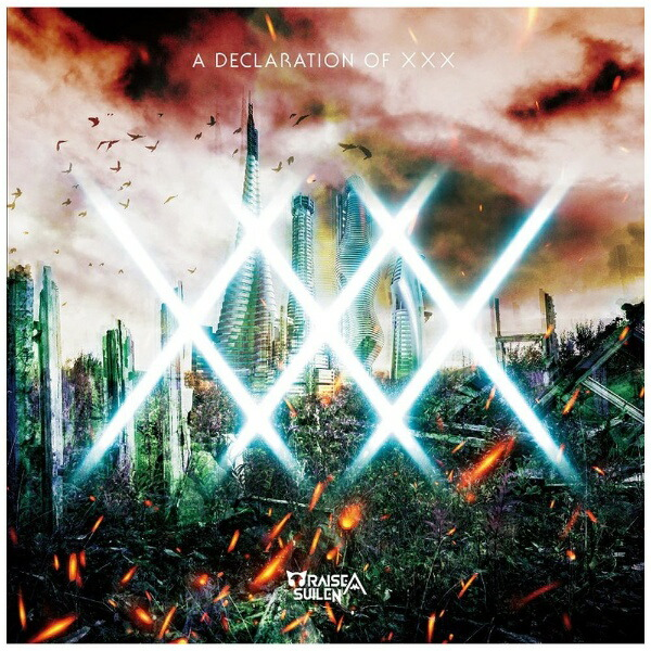 ブシロードミュージックRAISEASUILEN/ADECLARATIONOF×××【Blu-ray付生産限定盤】【CD】