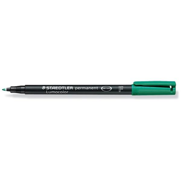 ステッドラールモカラーペン極細Fグリーン