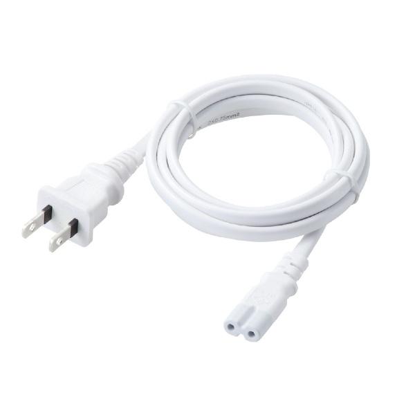 エレコムELECOMスマホ用USB充電コンセントアダプタUSB-A6ポート(おまかせ充電)電源ケーブル1.5mMPA-ACD03WHホワイト