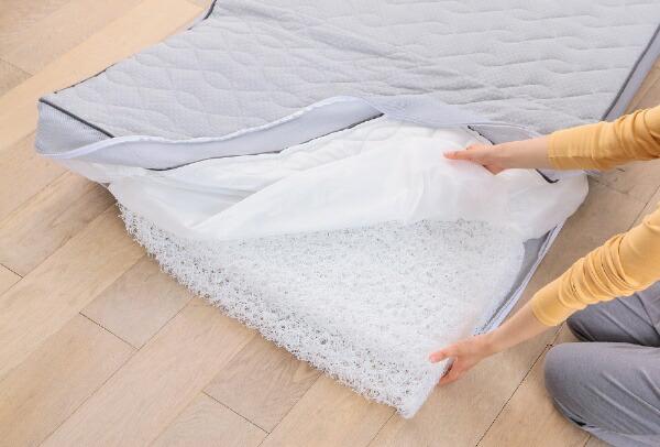 アイリスオーヤマIRISOHYAMAアイリスオーヤマエアリーマットレスエクストラボリュームタイプシングルサイズ(95×198×11cm)AMEX-110S