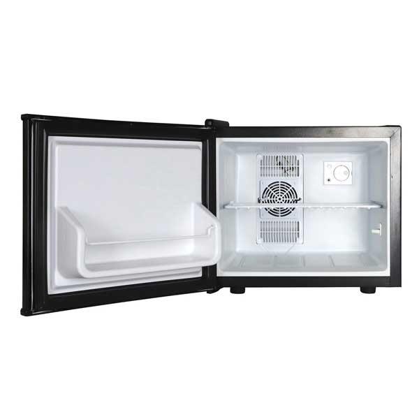 A-Stageエーステージ冷蔵庫GrandLineブラックWRF-1017B[1ドア/右開き/左開き付け替えタイプ/17L][冷蔵庫一人暮らし小型WRF1017B]
