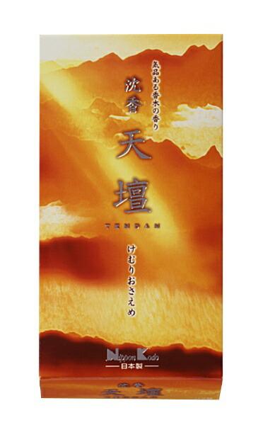 日本香堂NipponKodo沈香天壇バラ詰