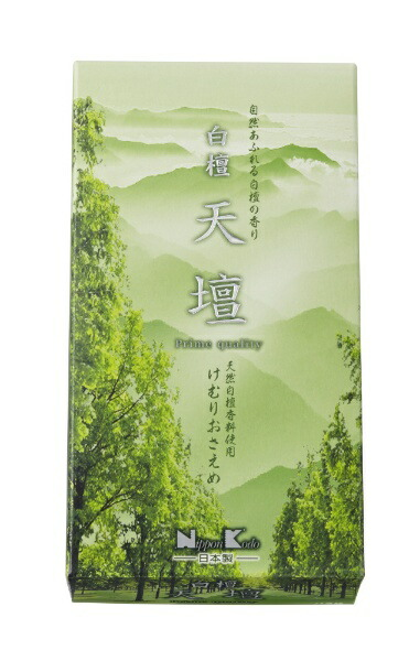 日本香堂NipponKodo白檀天壇バラ詰