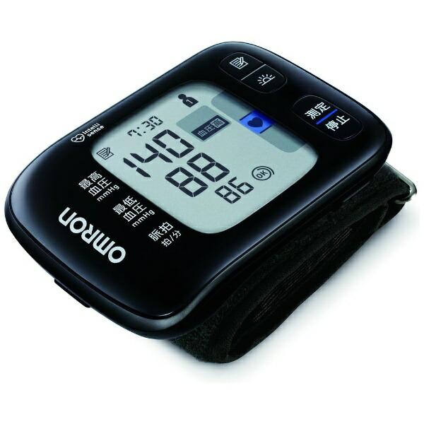 オムロンOMRON手首式血圧計[HEM6233T]