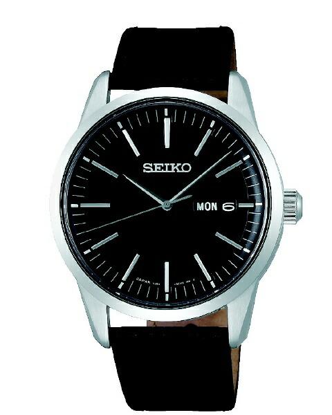セイコーSEIKO【ソーラー時計】セイコーセレクション(SEIKOSELECTION)ソーラーデイデイトSBPX123