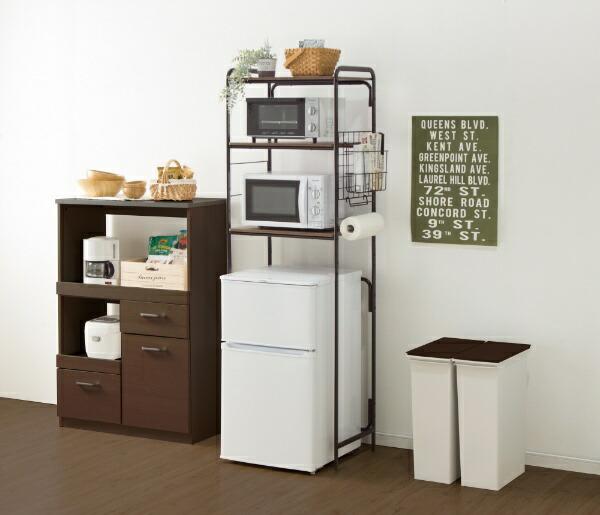 アイリスオーヤマIRISOHYAMAスタイル冷蔵庫ラック