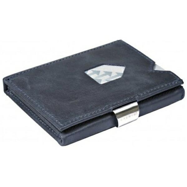 EXENTRIエキセントリEX015BLUEブルーウォレットEXENTRIコンパクト財布