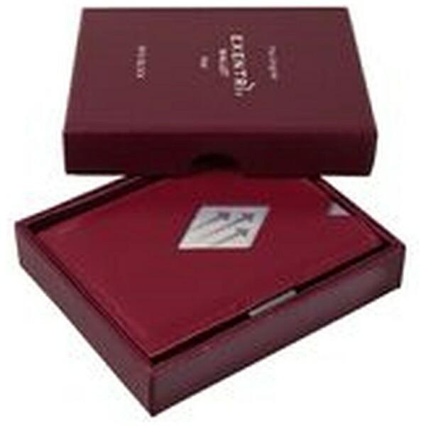 EXENTRIエキセントリEXD323REDレッドウォレットEXENTRIコンパクト財布