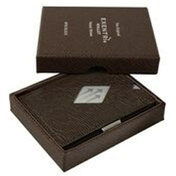 EXENTRIエキセントリEXD332MOSAICBROWNモザイクブラウンウォレットEXENTRIコンパクト財布