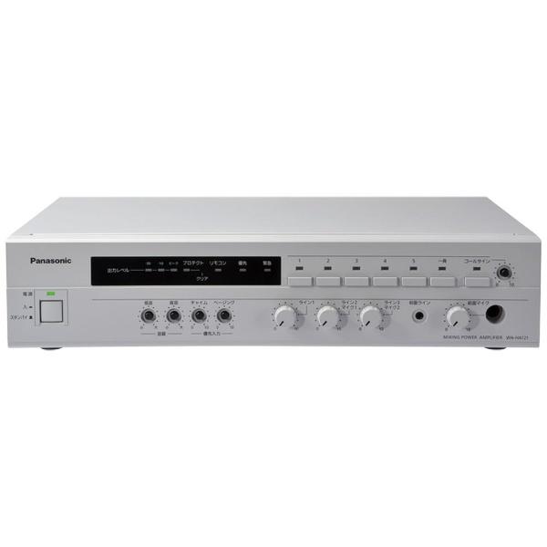 パナソニックPanasonic卓上型デジタルアンプ120WWA-HA121