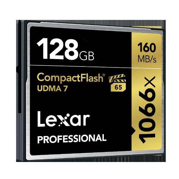 LEXARコンパクトフラッシュLexarProfessionalLCF128CRBAP1066[128GB][LCF128CRBAP1066]