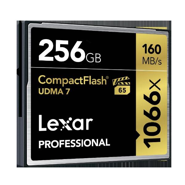 レキサーLexarコンパクトフラッシュLexarProfessionalLCF256CRBAP1066[256GB][LCF256CRBAP1066]