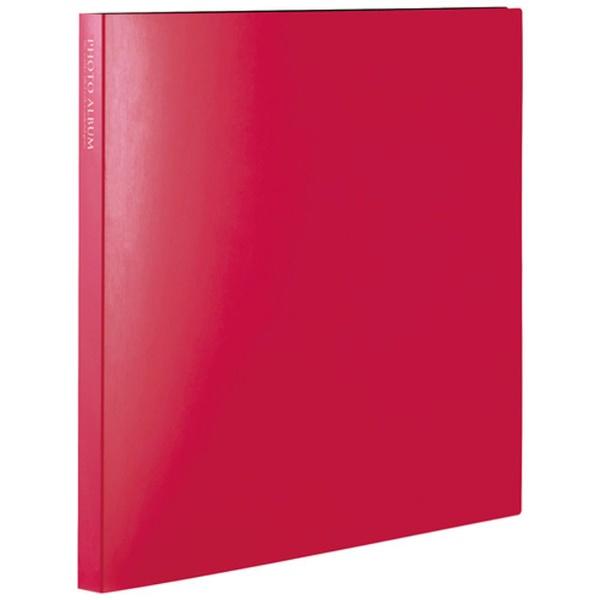 セキセイSEKISEIフォトアルバム〈高透明〉ましかく360(ましかくサイズ(89×89mm)360枚収容)KP-8936-21ピンク