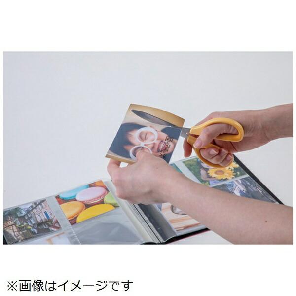 セキセイSEKISEIフォトアルバム〈高透明〉ましかく160(ましかくサイズ(89×89mm)160枚収容)KP-8916-21ピンク