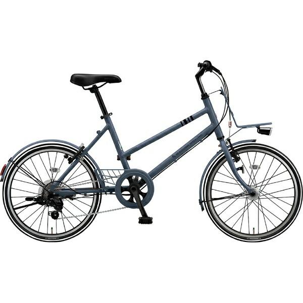 ブリヂストンBRIDGESTONE20型自転車マークローザM7(T.Xダークアッシュ(ツヤ消しカラー)/外装7段変速)MRK07T6341【組立商品につき返品不可】【b_pup】【代金引換配送不可】